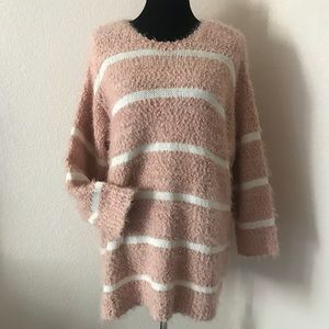 Cozy mohair like soft and comfy sweater